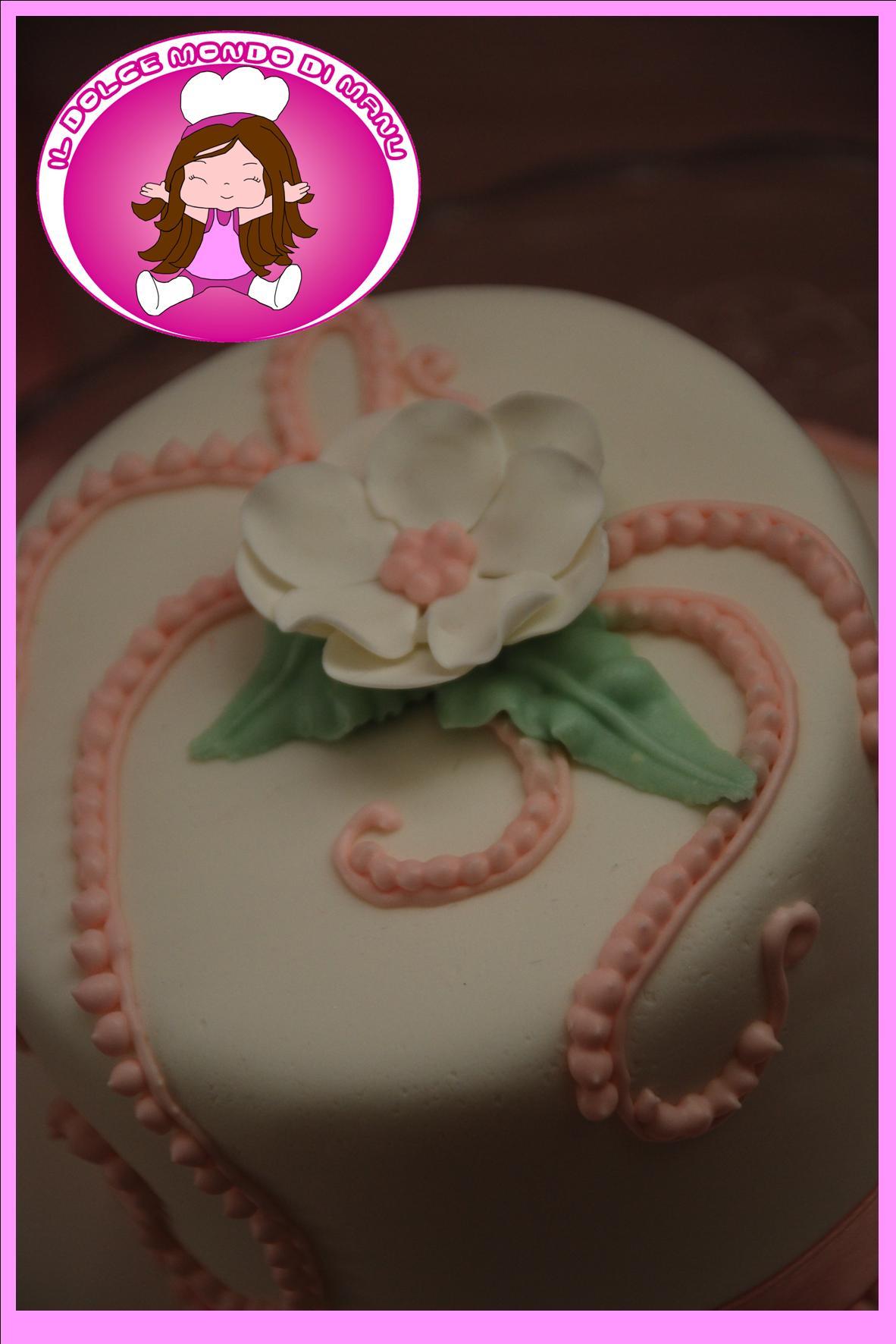 Manu Cake Design : Piccolo cake manu Cake Designer