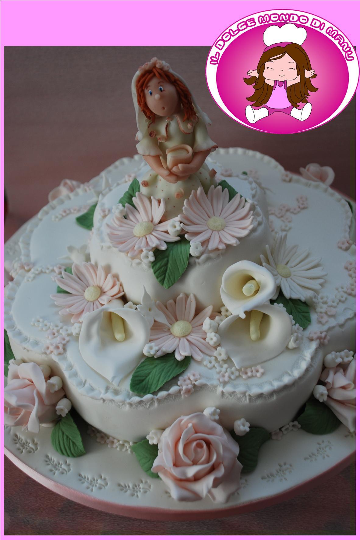 Manu Cake Design : confetti comunione manu Cake Designer