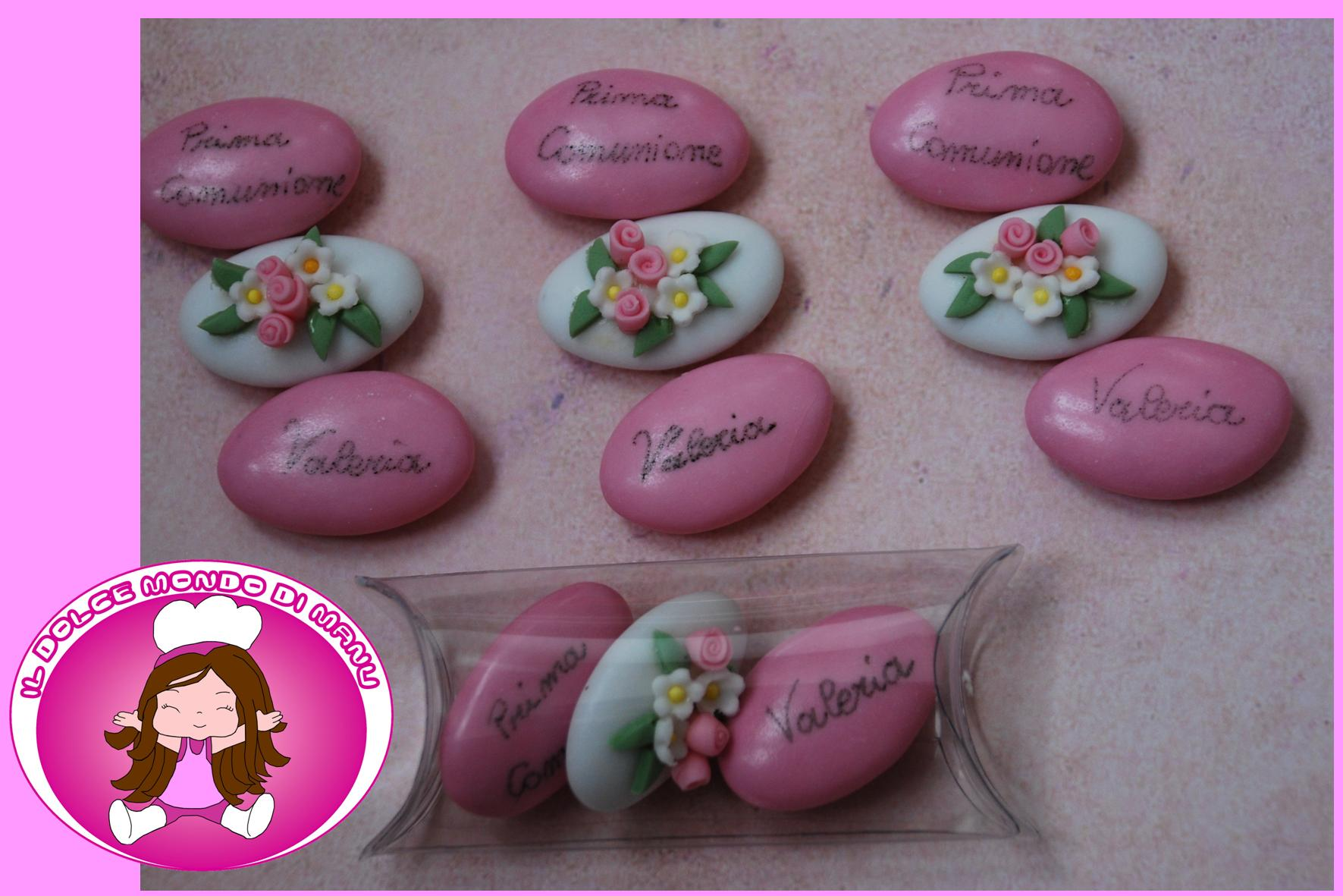 Super confetti comunione | manu Cake Designer TY67